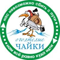 Логотип Походы для всех / Оголтелые Чайки / Самара