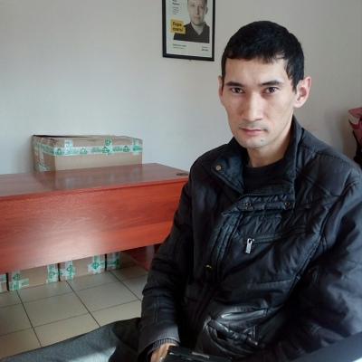 Аскар, 36, Omsk