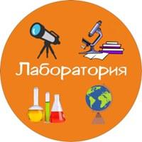 Логотип «Лаборатория» / Развивающий проект