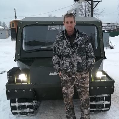 Вадим, 43, Semyonov
