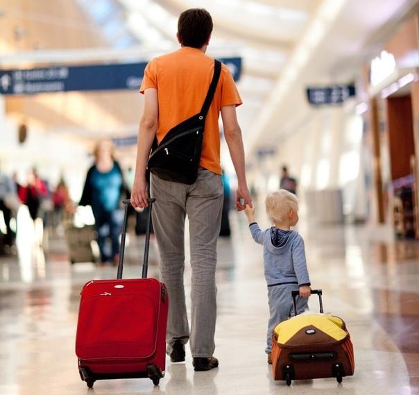 Новые правила вывоза детей за рубеж вступят в силу...