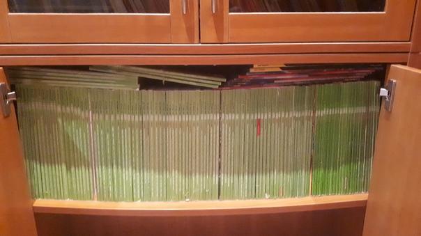 Имеется в наличии подборка журналов