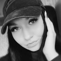 Фотография страницы Анны Александровой ВКонтакте