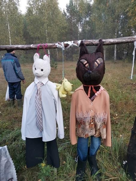 Сюжет из фильма ужасов: нижегородские грибники наш...