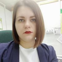 Фотография страницы Виктории Мартюшовой ВКонтакте