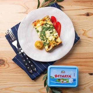Рецепты с Fetaxa