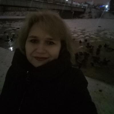 Ольга, 43, Torzhok
