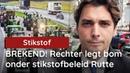 13736 BREKEND Rechter legt bom onder stikstofbeleid van kabinet YouTube