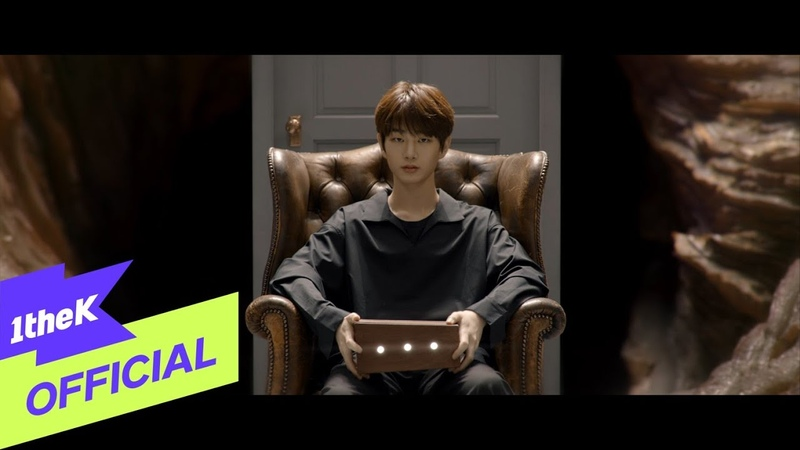 Teaser DRIPPIN Allegory of 'DRIPPIN' Inside a Box JOO CHANG UK ver