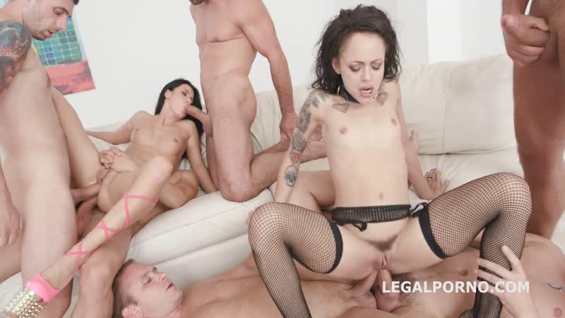 Legal ASS USA vs Russia Hot Anal Battle 2 Holly Hendrix Vs Nicole Black Balls Deep Anal, DAP, TP, Airplane,
