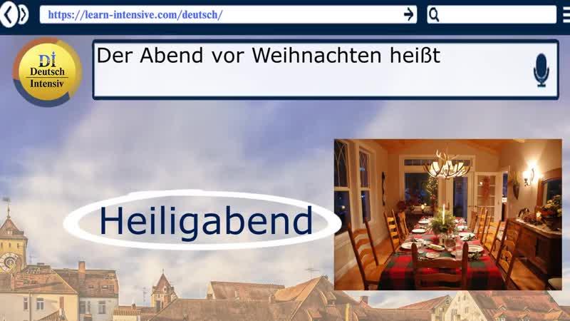 Deutschland Quiz №3 Traditionen