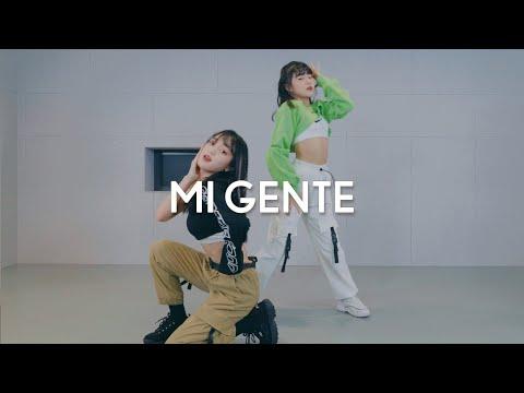 프리티 PRITTI 화사x청하 Hwa Sa x Chung Ha 가요대전 Mi Gente COVER DANCE