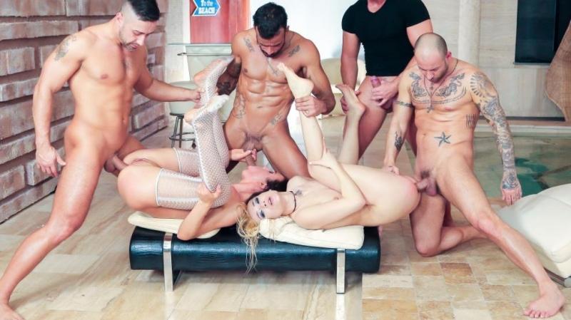 Nataly Gold, Luna Melba [PornMir, ПОРНО ВК, new Porn vk, HD 1080, Ass Fucking, Cum In Mouth, Deepthroating, DP]