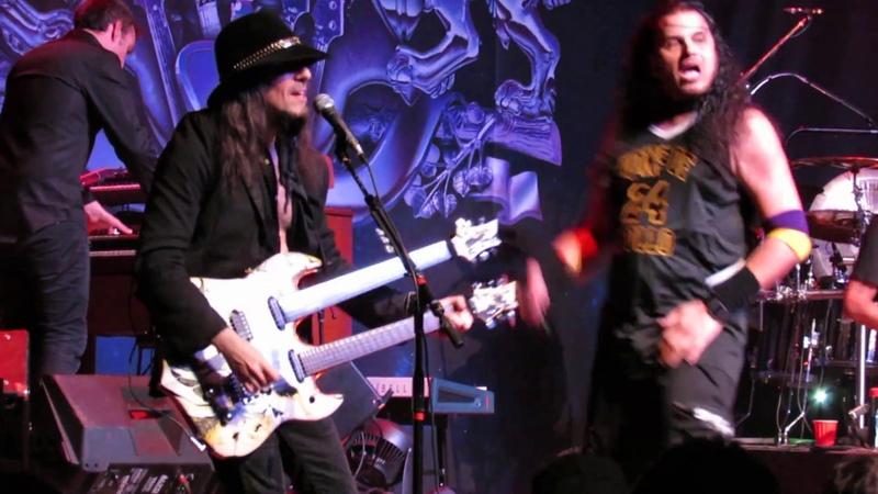 Sons of Apollo Tony MacAlpine Burn Deep Purple St Charles IL Arcada Jan 31st 2020
