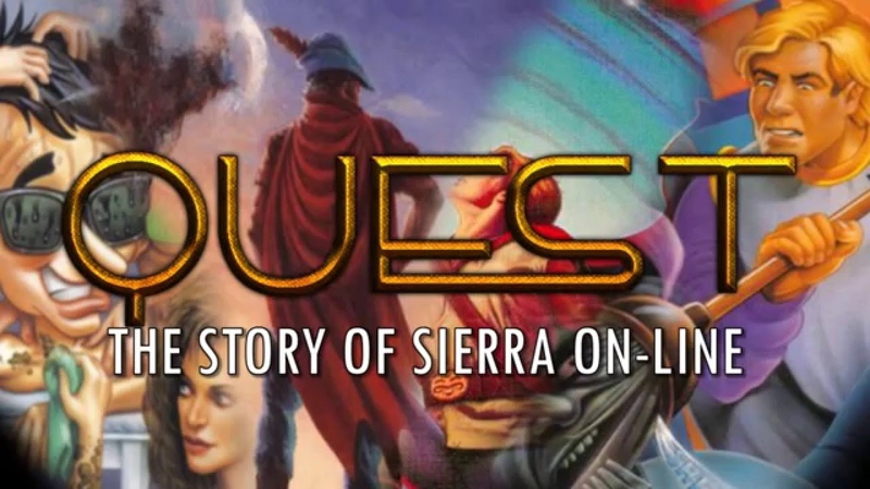Quest The Story of Sierra On-Line (CROWDFUNDING ANNOUNCEMENT)