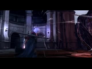Devil May Cry 4 (2008) игрофильм