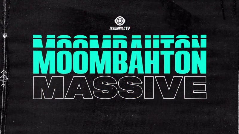 Sak Noel Live DJ MIX for Insomniac's Moombahton Massive Los Angeles