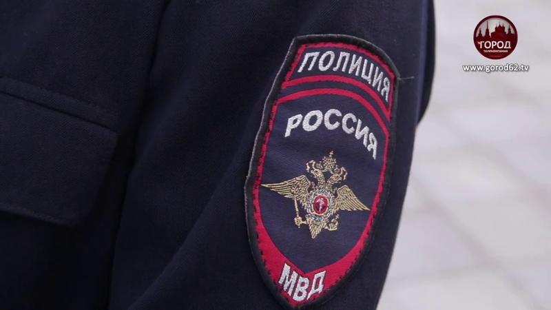 Полицейские проводят рейды по повышению правовой грамотности рязанцев