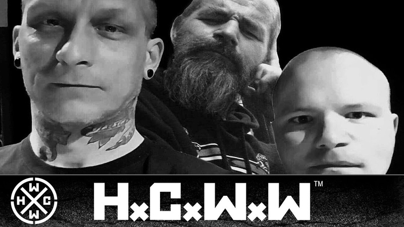 PISSED OFF AND PROUD VAD ÄR FRIHET HARDCORE WORLDWIDE OFFICIAL D I Y VERSION HCWW