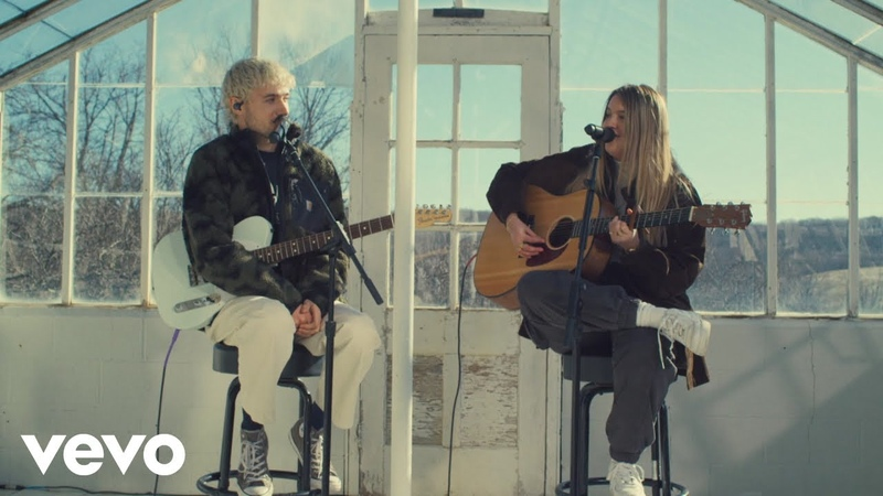 Jeremy Zucker Chelsea Cutler this is how you fall in love Live on The Today Show