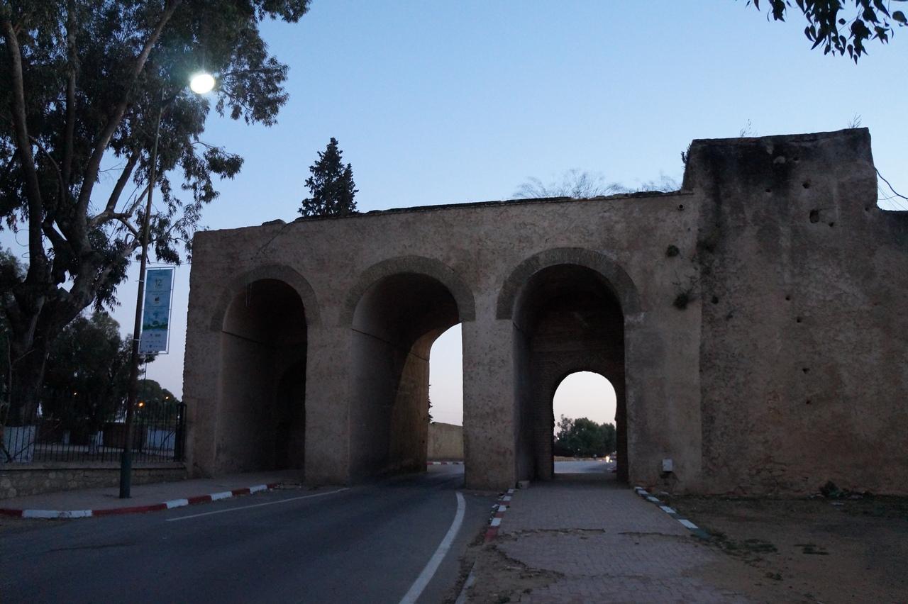 Мекнес - старая столица Марокко