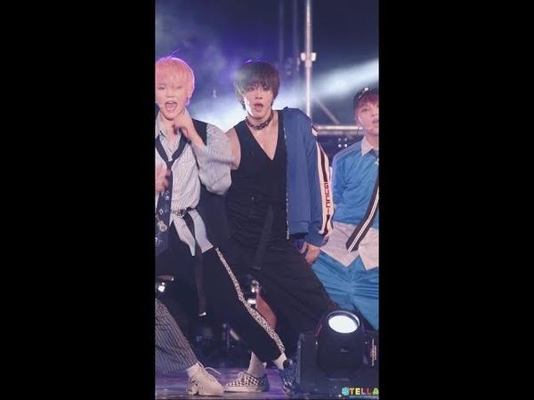 170806 NCT 127(엔시티) 유타(YUTA)-Cherry Bomb(체리밤)/제13회 현인가요제