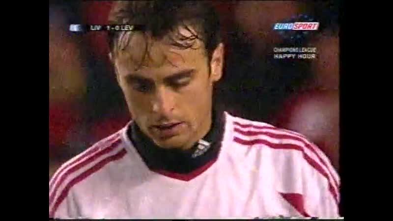 ЛЧ 2004-05. 1-8 финала. Первые матчи. Обзор. Евроспорт
