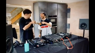 Hot Since 82 and Michael Bibi Live from the Kitchen in Lockdown!