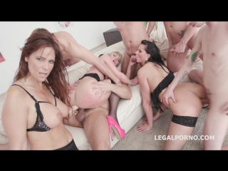 The Milf Dominance Syren De Mer Jolee Love Dee Williams Part 2 Triple DAP Gapes ATOGM
