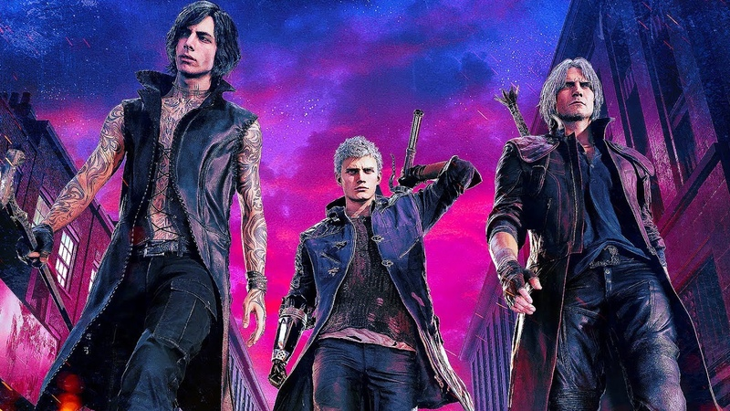 Devil May Cry 5 OST Full Song Casey Edwards feat Ali Edwards Devil Trigger デビル メイ クライ 5
