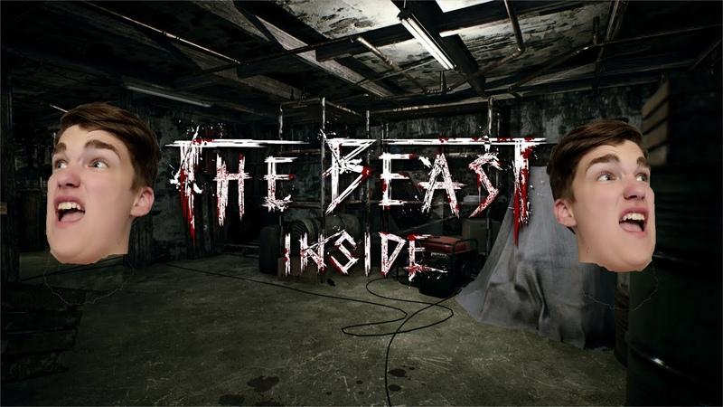 Дом Где Нам НЕ РАДЫ!! | The Beast Inside