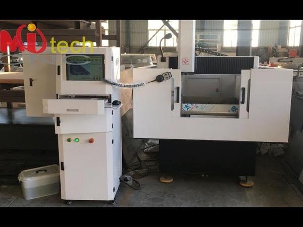 MITECH CNC 6060M metal CNC Engraver for Aluminum
