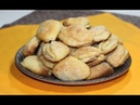 Творожное печенье Гусиные лапки. Сottage cheese cookies