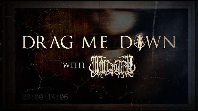 SWARM - Drag Me Down w/ Man Ov God (Official Lyric Video)
