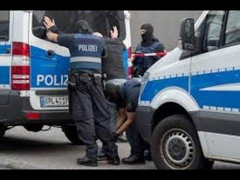 Арешт і депортація власників куплених РУМУНСЬКИХ паспортів Німеччина