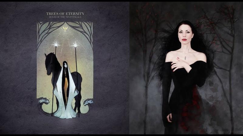 TREES OF ETERNITY Hour of the Nightingale FULL ALBUM