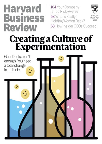 Harvard Business Review - 03.04 2020