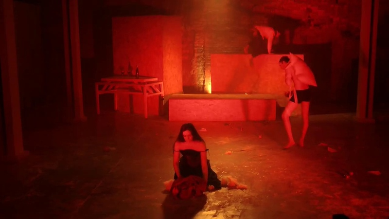 Christina Duval Theatre Playing Lady Macbeth William Shakespeare