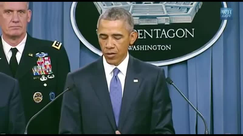 Obama Admits US is Training ISIL ISIS