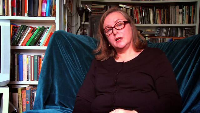 Interview with Cordelia Swann