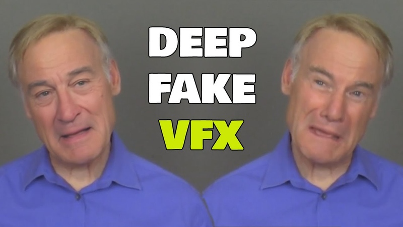 Deep Fake VFX Pity the poor impressionist by Jim Meskimen