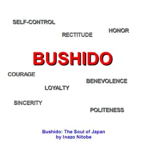 Bushido: The Soul of Japan written
