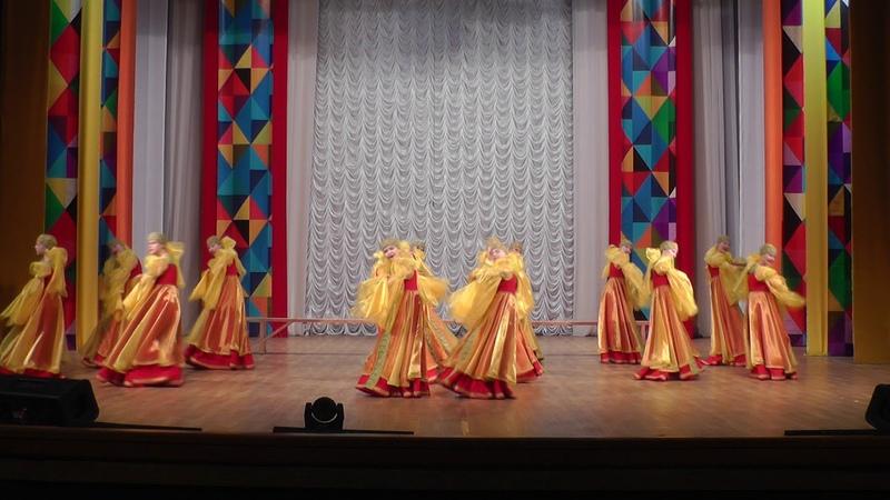 Хор народной песни Русский сувенир ЕАО г.Биробиджан 2019