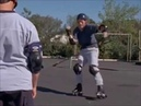 Malcolm in the Middle - Hal Skating