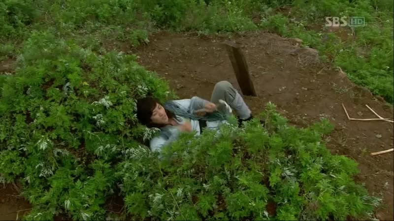 Эпизод из дорамы Воин Пэк Тон Су 7 серия Возращение надежды