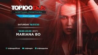 Mariana Bo Live From The Top 100 DJs Virtual Festival