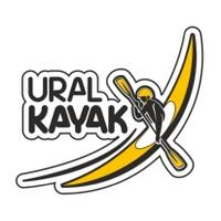 Логотип Урал Каяк и Нескучный Русский