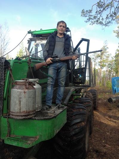 Серёга, 31, Lesosibirsk