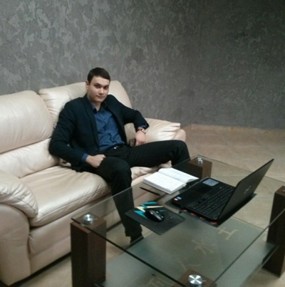 Андрей Мокану