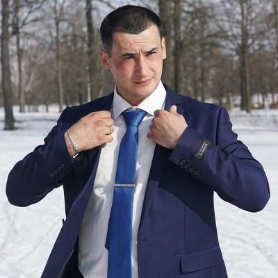 Nikolai, 28, Bugul'ma
